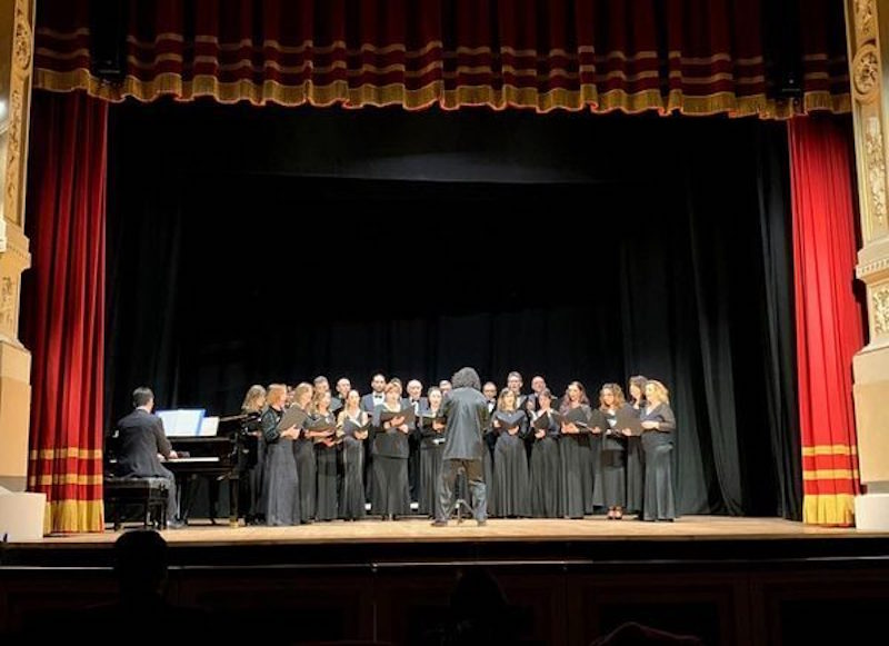 Choral Conducting Masterclass – Final Concert